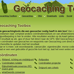 Geocaching Toolbox