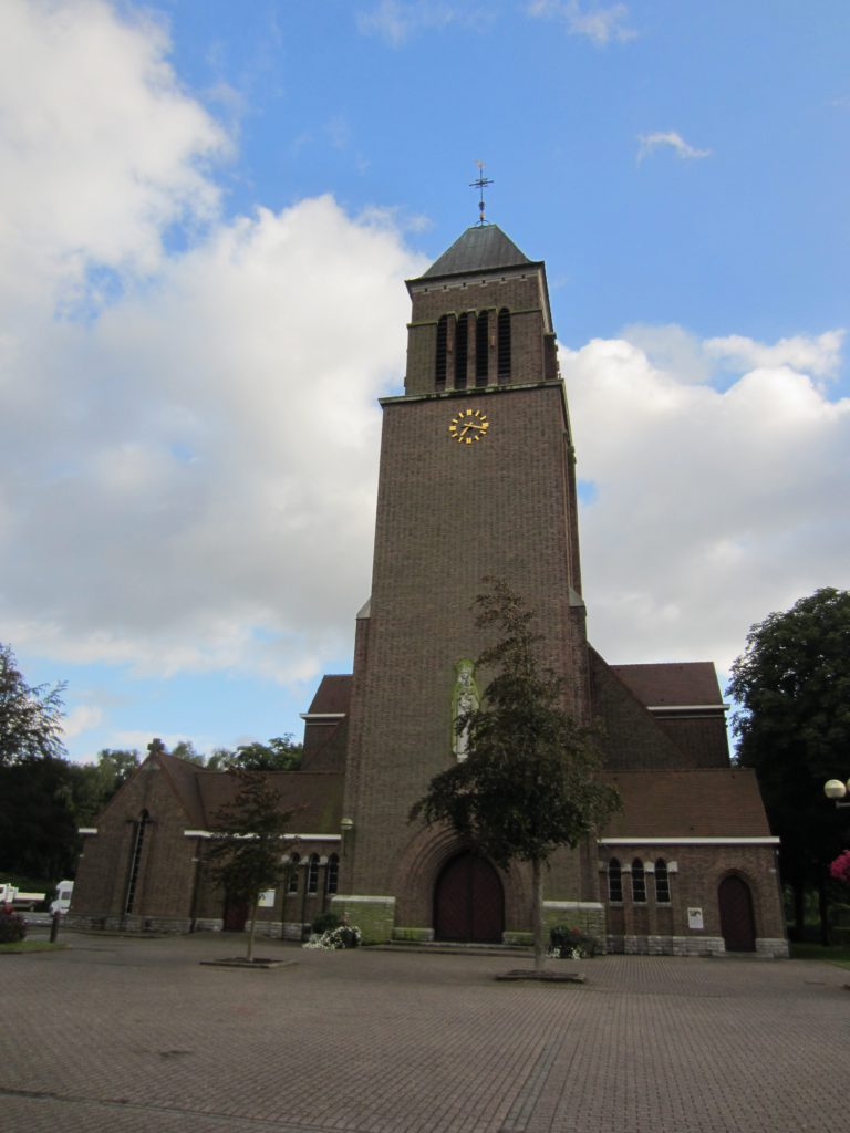 Kerk Merelbeke Flora