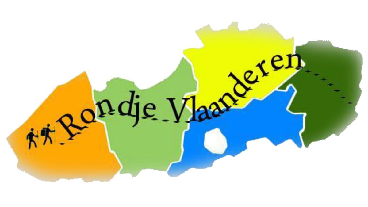 Rondje Vlaanderen logo