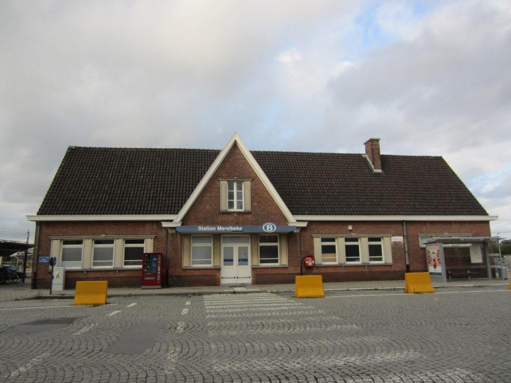 Station Merelbeke