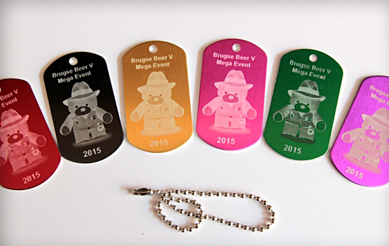 Trackables Brugse Beer