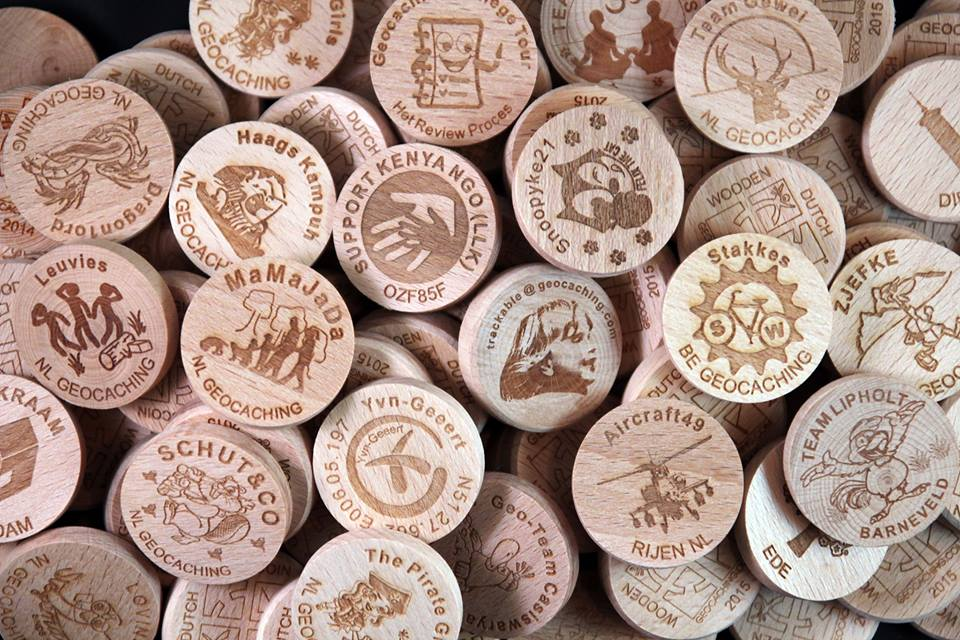 Woodencoins