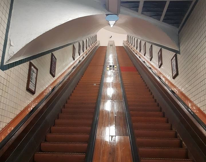 Sint-Annatunnel Antwerpen