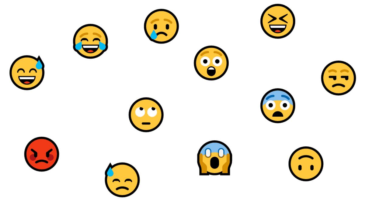 Geocaching emoties