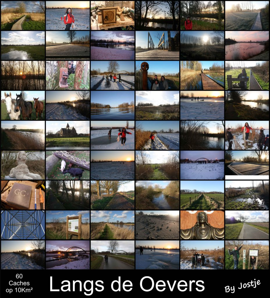 Langs de oevers