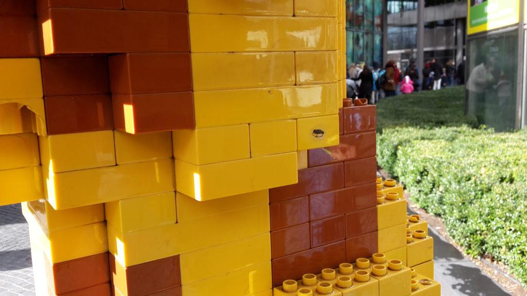 Lego - einer ist zuviel geocache