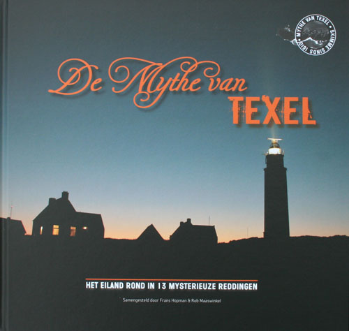 Boek De Mythe van Texel