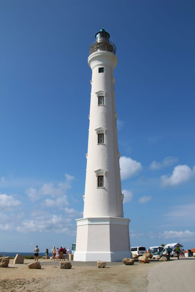 Geocaching Aruba - The Lighthouse