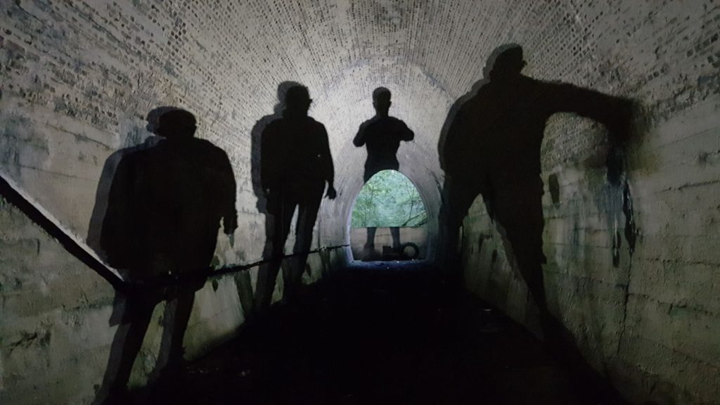 Geocaching Frankrijk - La Porte de l'Enfer