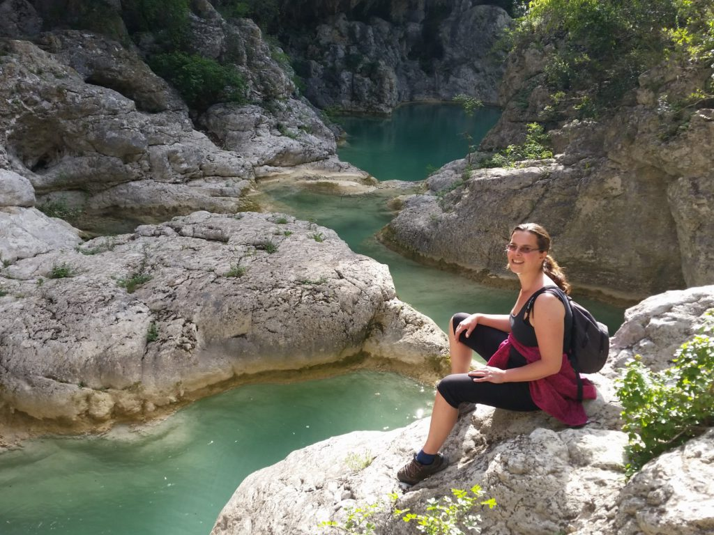 Geocaching Frankrijk - Les grandes Aiguières