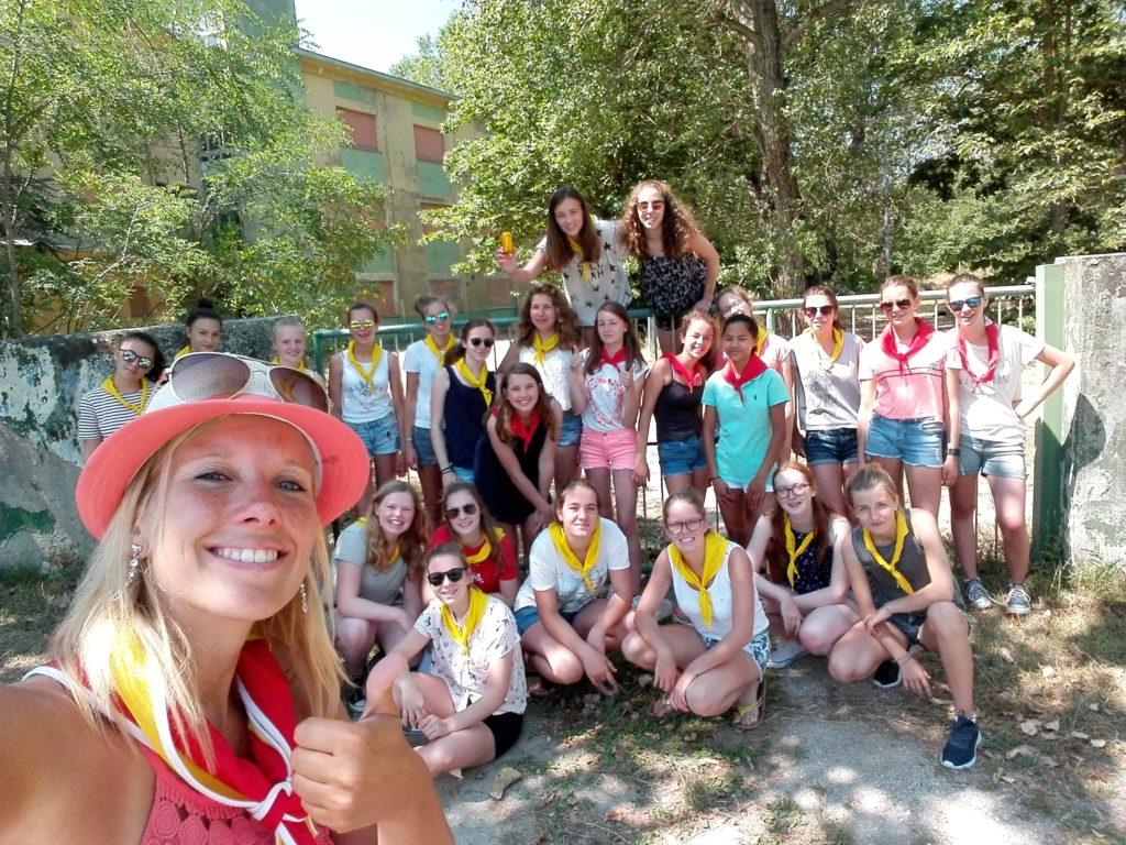 Geocaching Italië - La Colonia Abbandonata