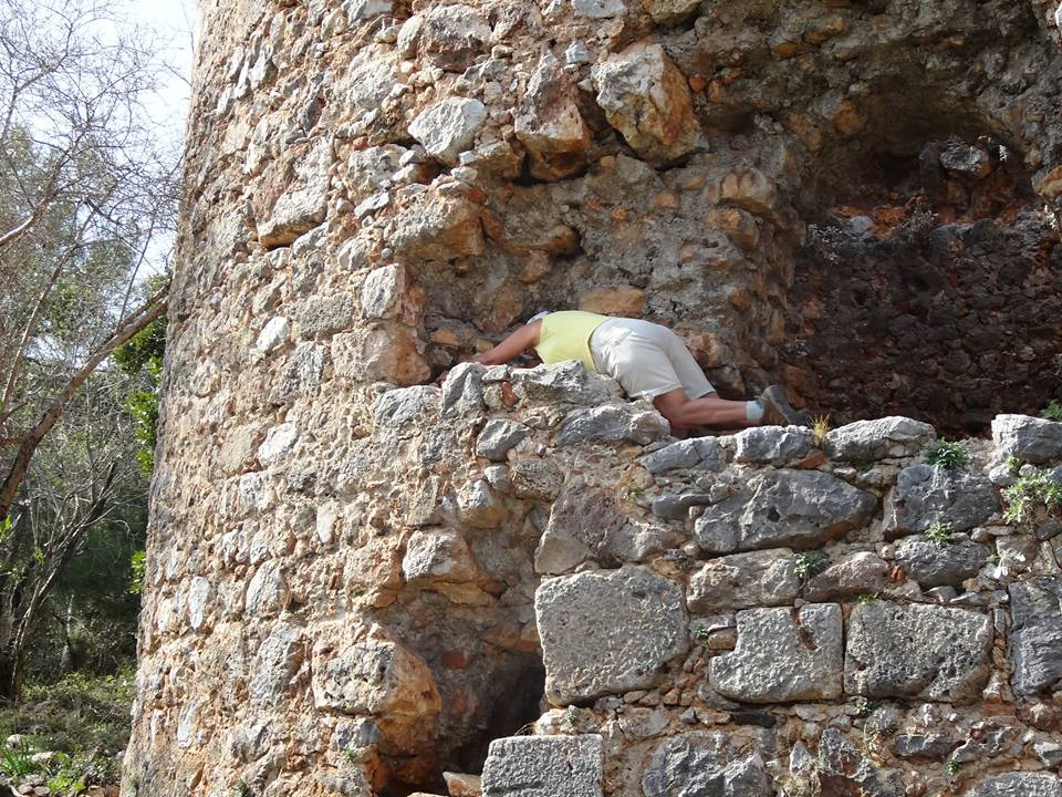 Geocaching Turkije - Alanya Kalesi - Kule