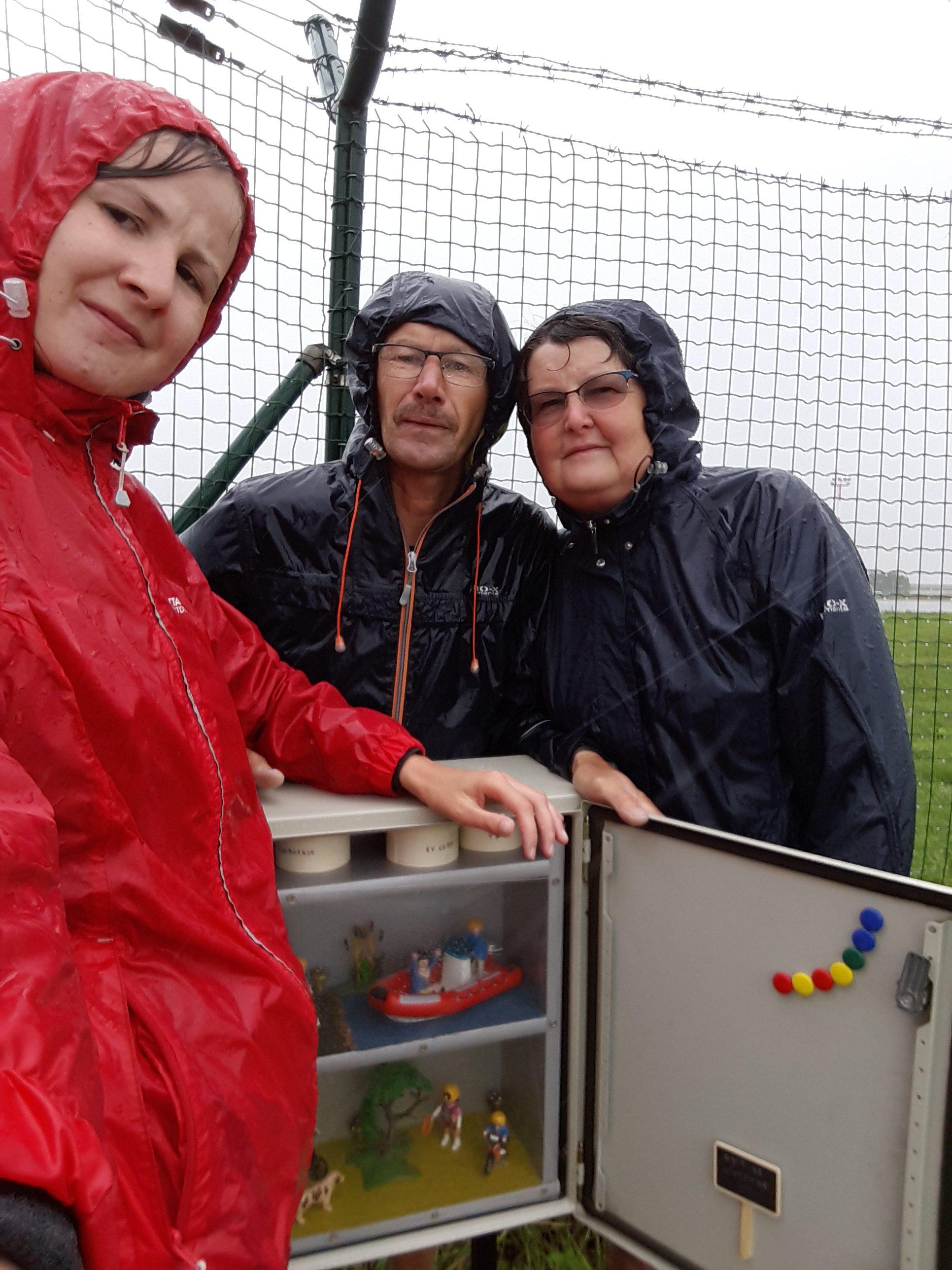 Geocaching België - RV Oostende