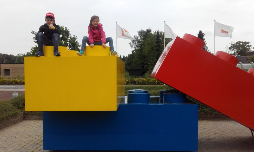 Geocaching Denemarken - LEGO HQ