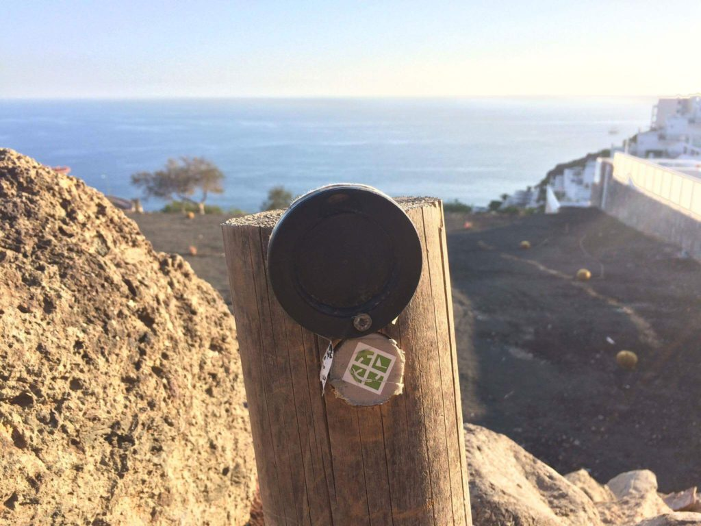 Geocaching Gran Canaria - West Hill