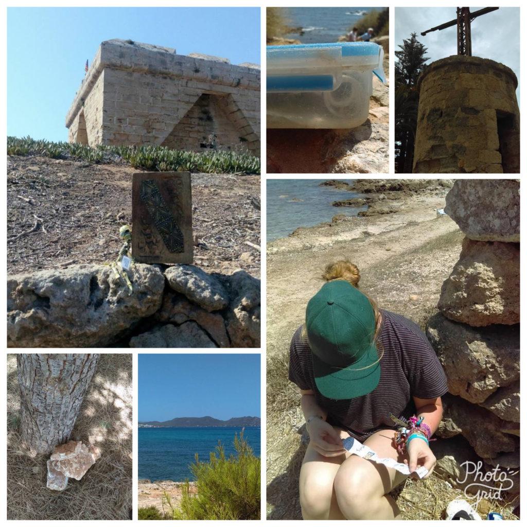 Geocaching Mallorca - Castillo de la Punta de N'Amer