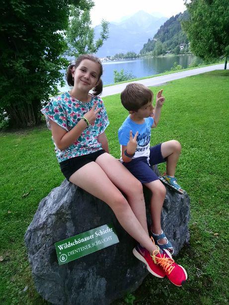 Geocaching Oostenrijk - Park der Steine