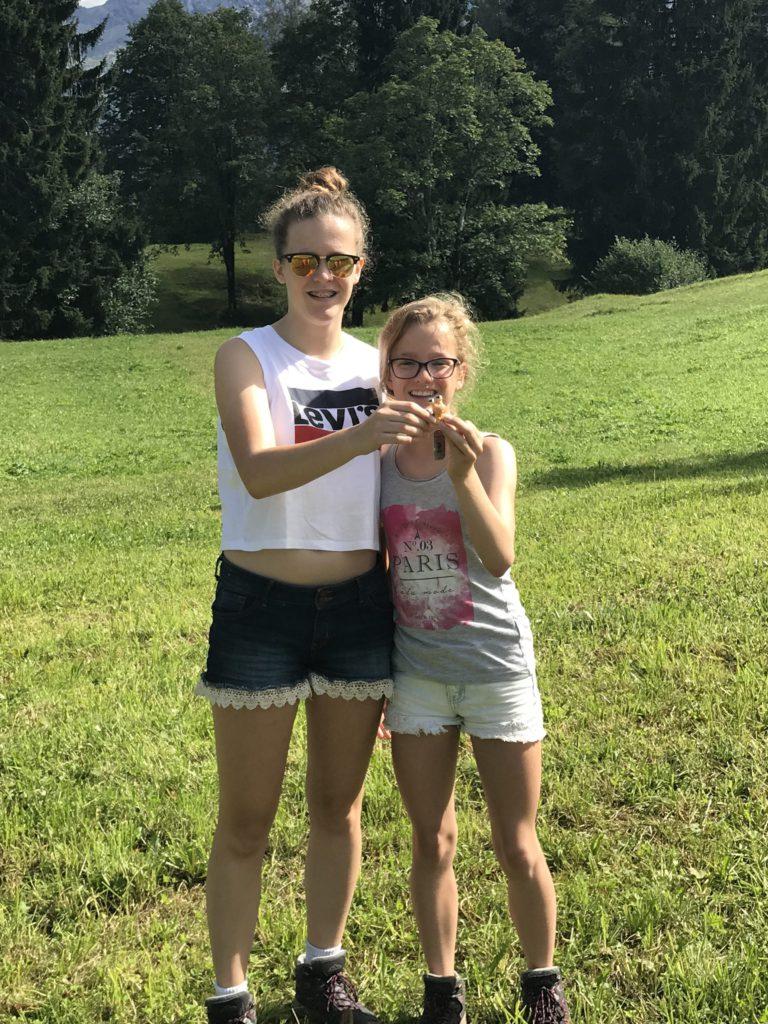 Geocaching Oostenrijk - Tschengla-Geheimnis