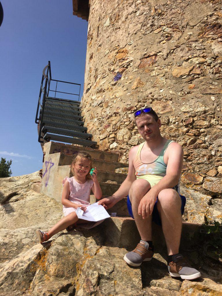 Geocaching Spanje - Sa Torre Des Moros