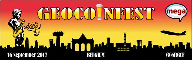 Geocoinfest Europe Belgium