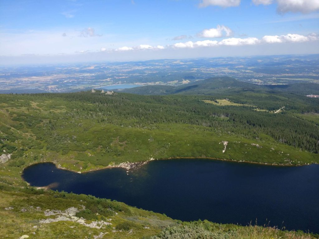 Geocaching Tsjechië - Glacial Lakes of Krkonose