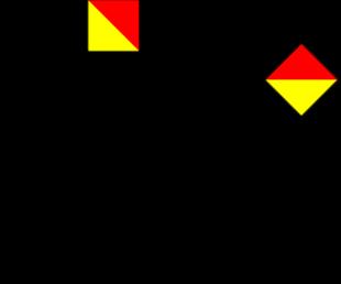 Semafooralfabet cijfers