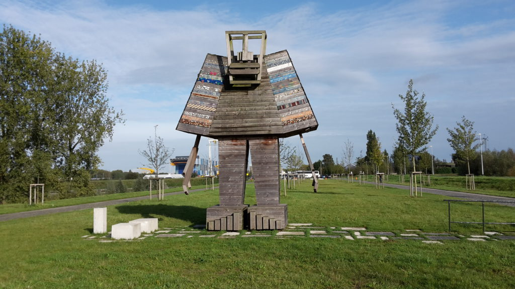 Cosmogolem - Kruibeekse Polders