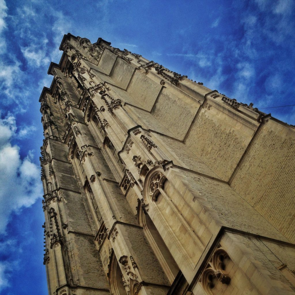 Geocaching Mechelen - Sint-Romboutstoren