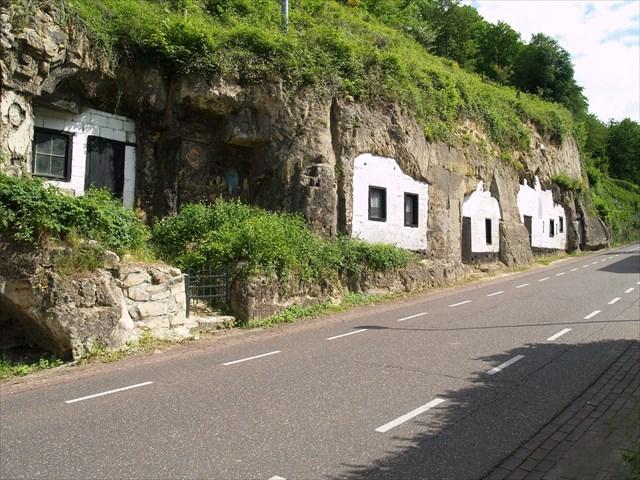Rotswoningen Geulhem