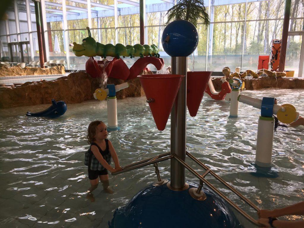 Kinderzwembad Rozebroeken