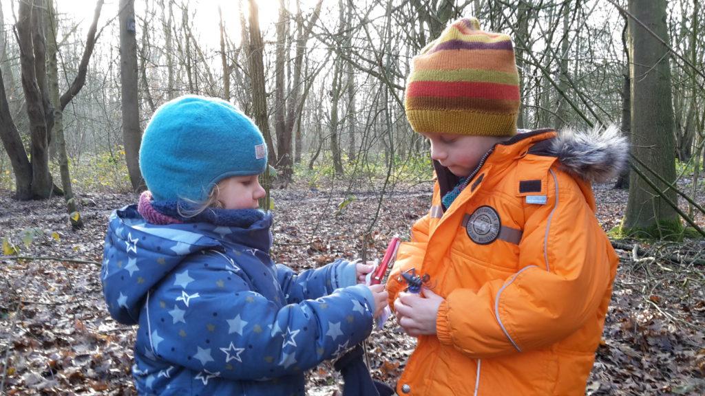 Geocaching met kinderen