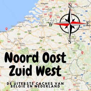 Uiterste caches van België