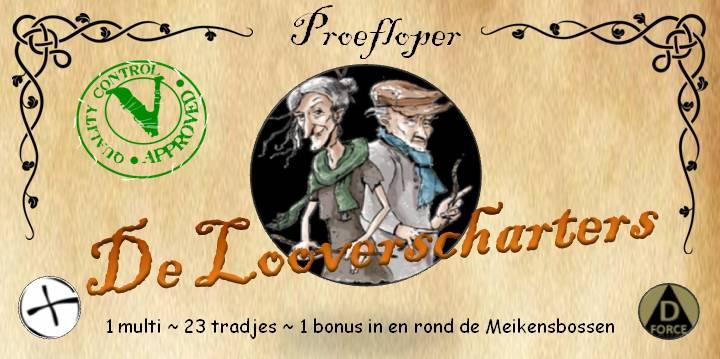 De Looverscharters - Banner Proefloper