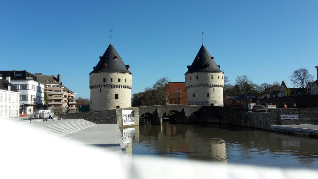 Geocaching Kortrijk - Broeltorens