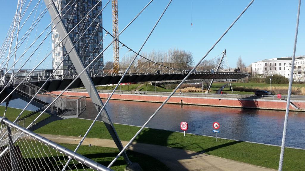 Geocaching Kortrijk - Bruggen in Kortrijk