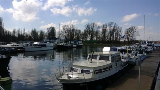 Mietje Stroel - Jachthaven Zelzate