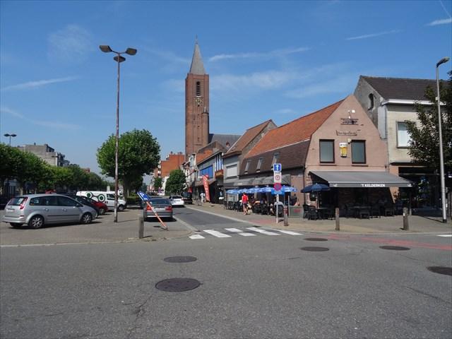 Mietje Stroel - Zelzate kerk