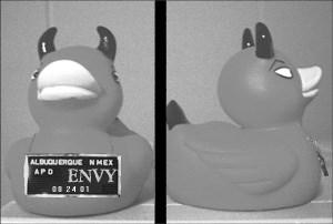 deadly duck - envy