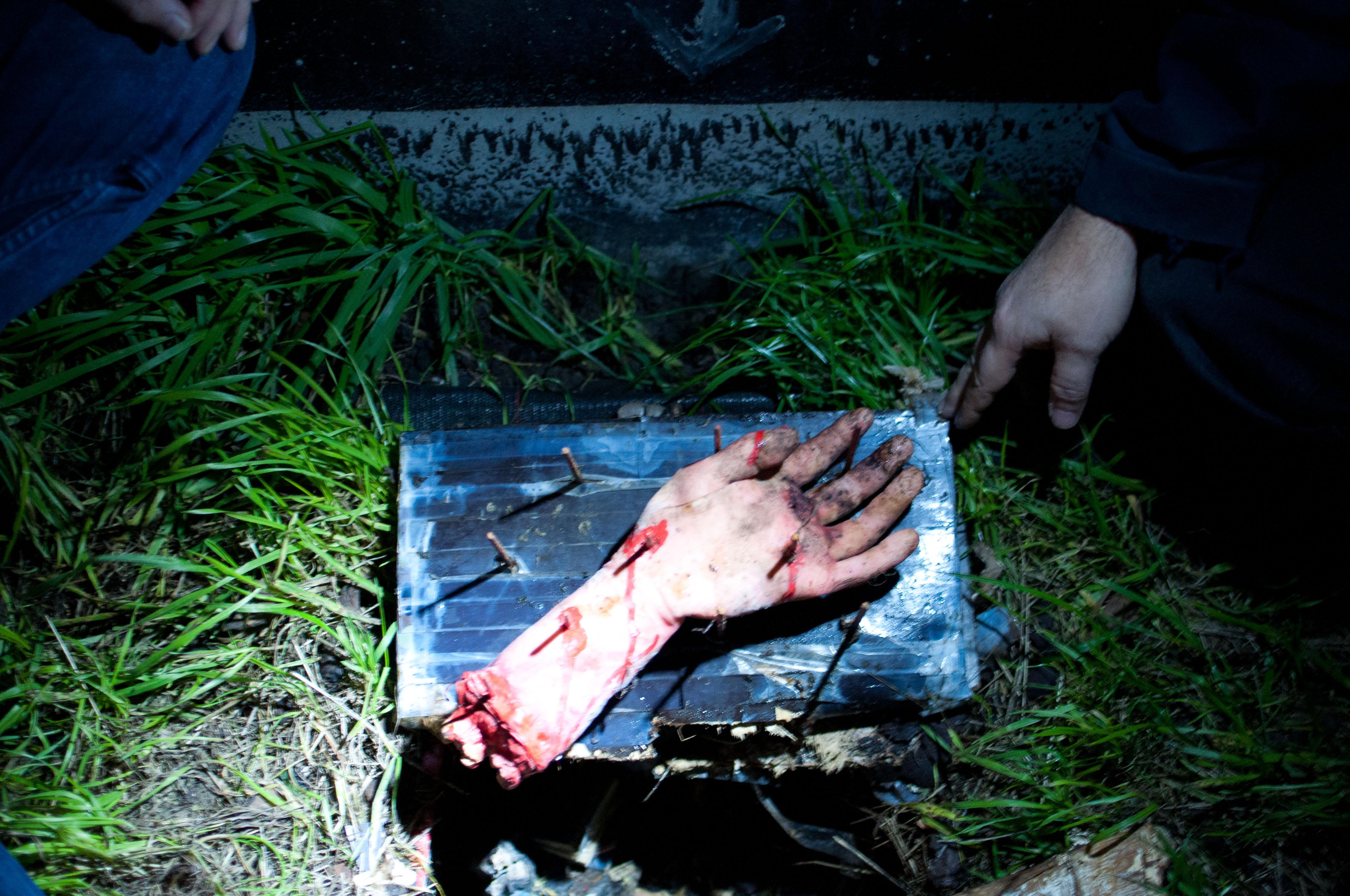 Fright Night - Nachtcaches gruwen en griezelen