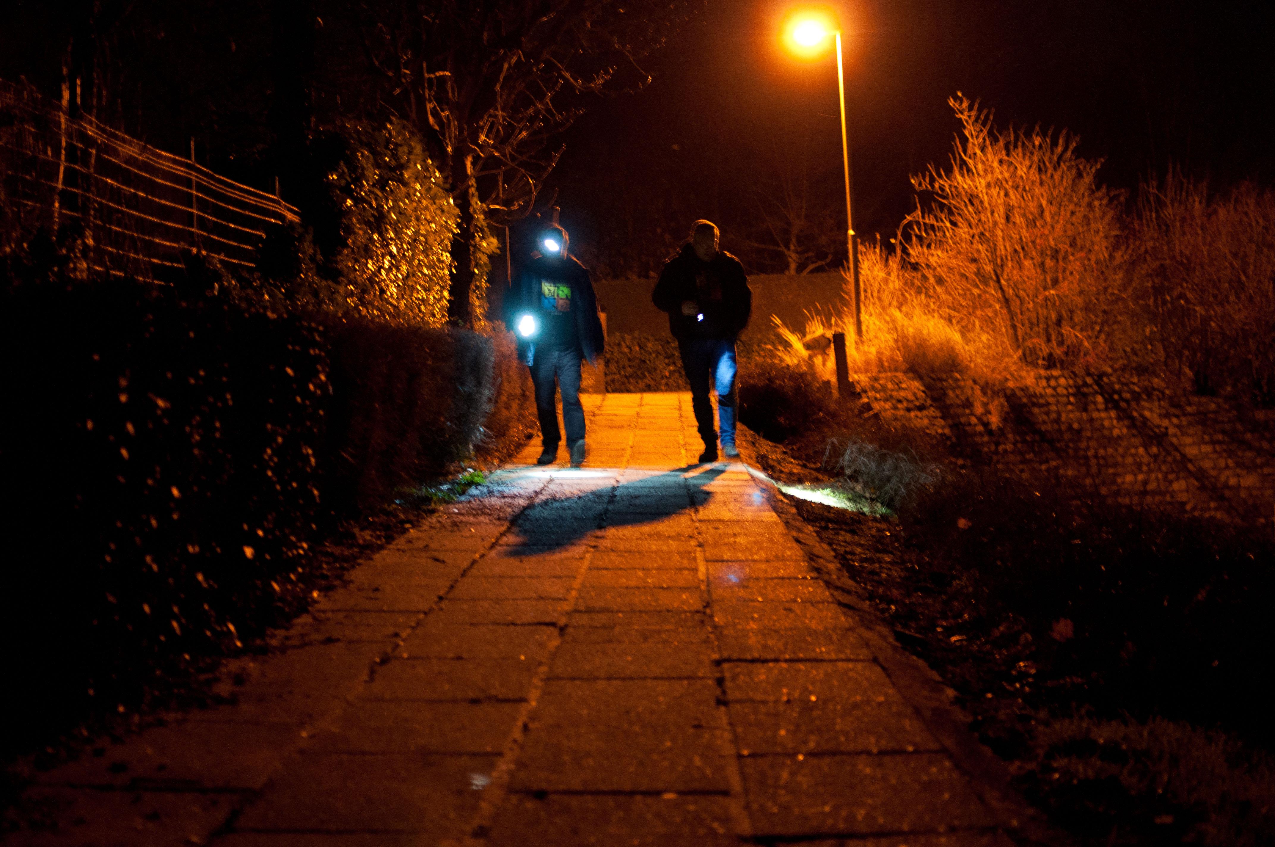 Fright Night - Nachtcaches wandeling