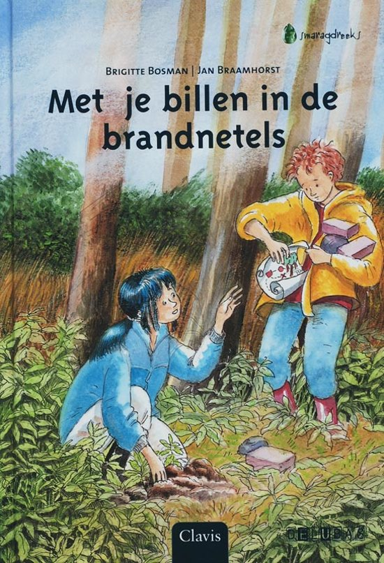 Met je billen in de brandnetels