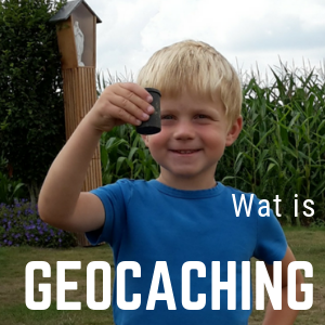 Wat is Geocaching
