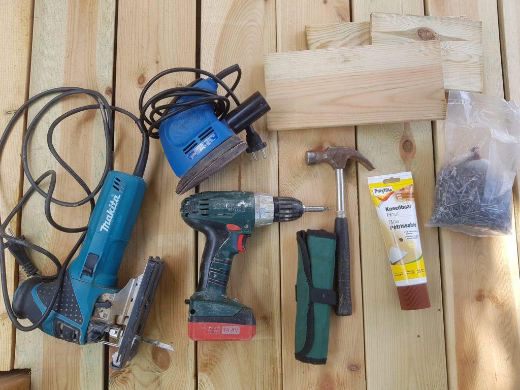 Beste Zelf een vogelhuisje maken in 10 stappen - Geocachen.nl blog ZF-89