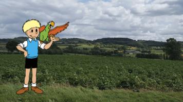 JFO in Poperinge – Jommeke en Flip ontvoerd