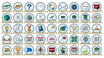 Geocaching badges: pronk met je statistieken op je Geocaching profiel