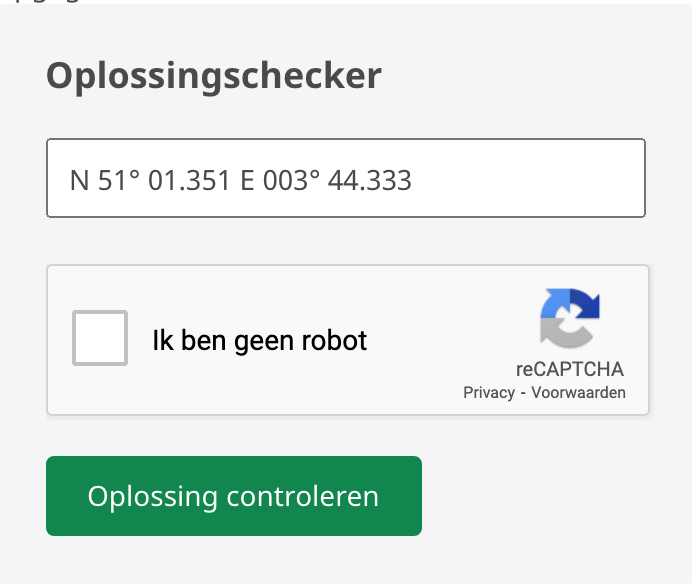 Oplossingschecker-Geocaching.com_