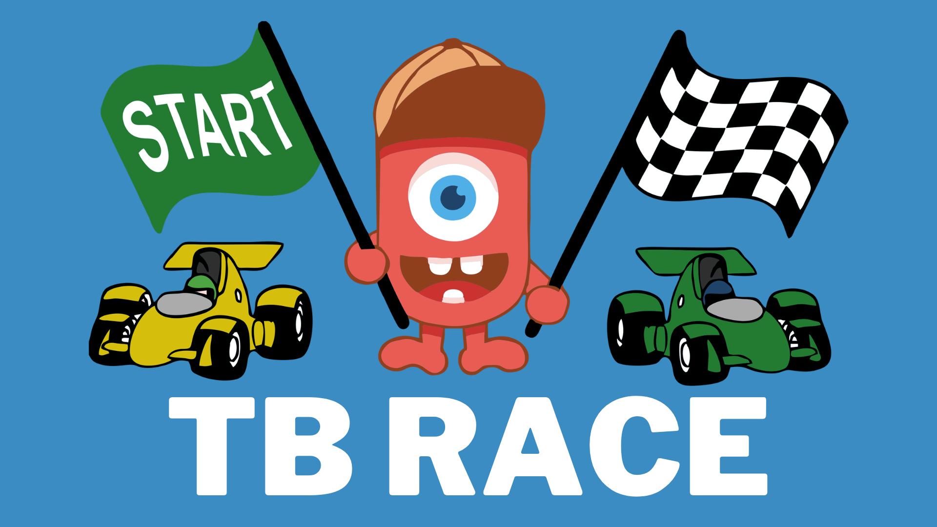 TB Race geocachen 2021